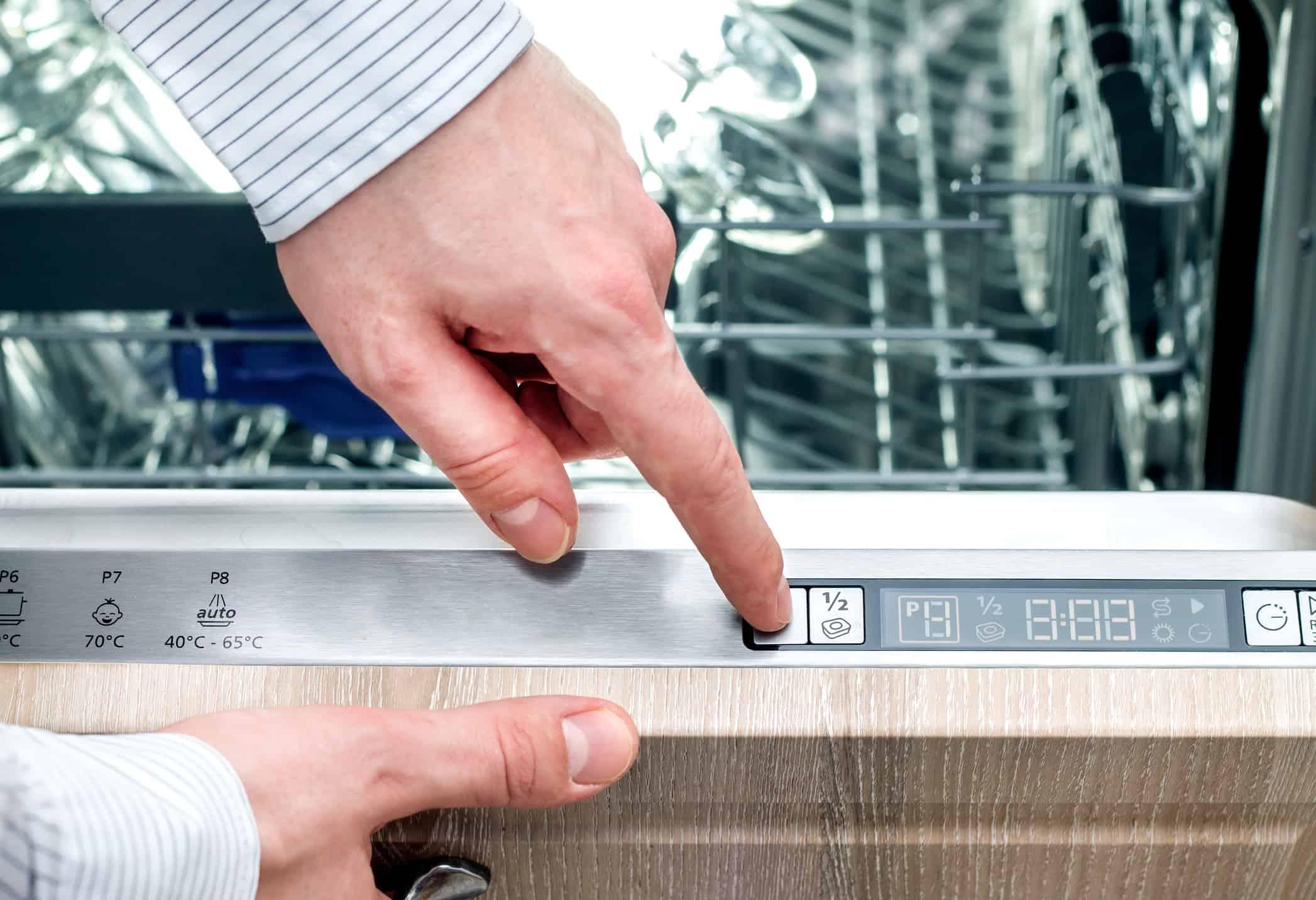Dishwasher Control Panel Problems How To Repair Diy Repair Clinic